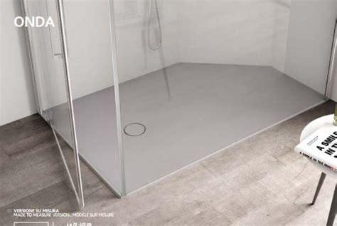 piatti doccia sottili idee per i piatti doccia dalla resina al acrilino e al