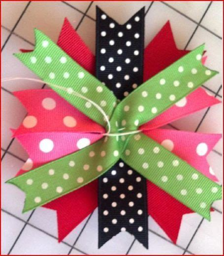 best bow making tutorial 1584 best hair bows and ribbon sculptures images on hairbows crowns and hair