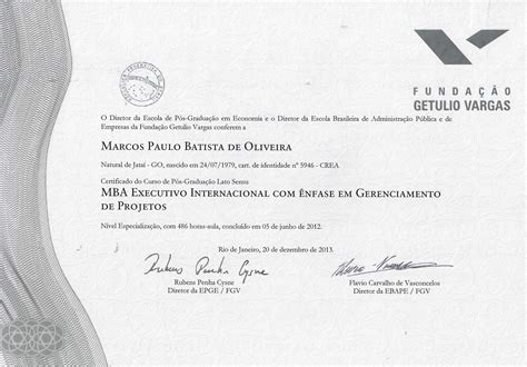 Fia Mba Executivo Internacional by 20 12 13 Academia Mba Executivo Internacional