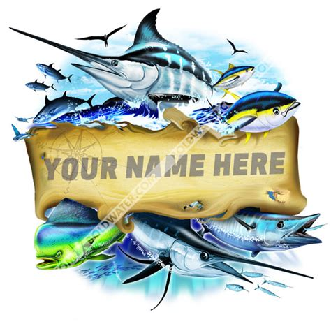 saltwater fishing boat names name drop shirts for fishing guides charters marinas