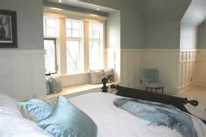 Bedroom Wainscoting by Bedroom