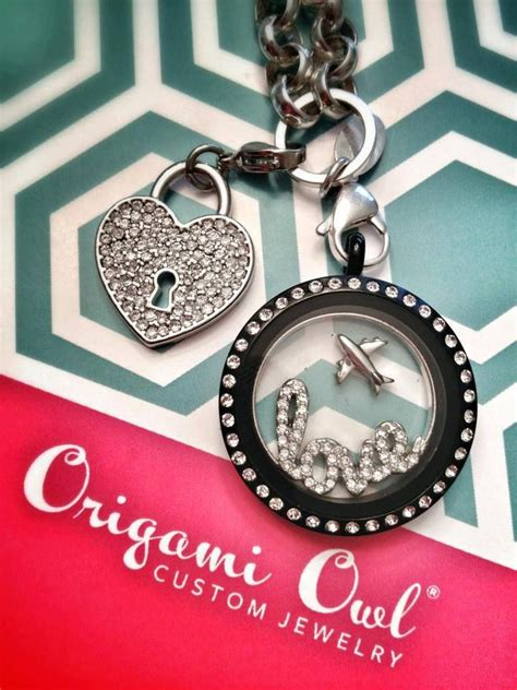 Origami Owl Black Locket Ideas - 143 best images about origami owl living locket ideas on