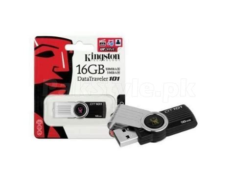 Flash Disk Kingston 16 Gb Kw 1 16gb kingston usb flash drive price in pakistan m001735 check prices specs reviews