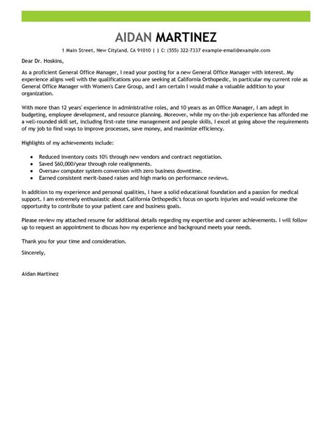 appointment letter branch manager leading professional general manager cover letter exles