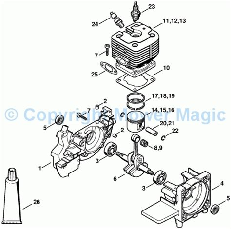 chainsaw ignition coil wiring diagram wiring diagram