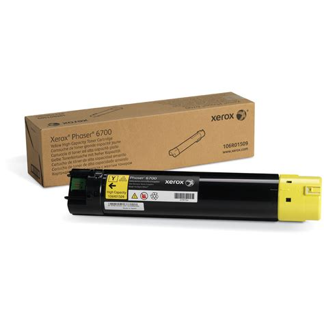 Toner Fuji Xerox Phaser 6700 Cyan xerox high capacity yellow toner for phaser 6700 series