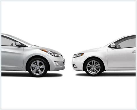 Kia Forte Hyundai Elantra Hyundai Elantra Vs Kia Forte