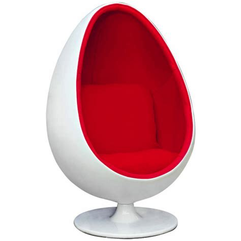Pod Chair by Aarnio Inspired Egg Pod Chairs