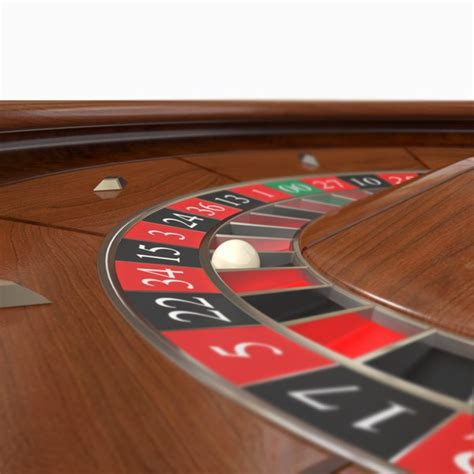 american roulette wheel sections 3d model american roulette wheel