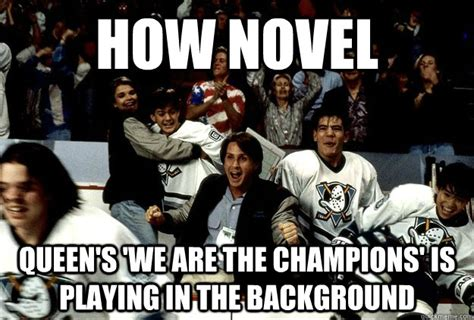 Mighty Ducks Meme - mighty ducks victory memes quickmeme