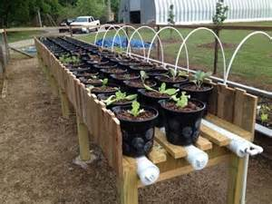 Raised Planter Box Plans by Hybrid Rain Gutter Grow System Step By Step Final Ep Youtube