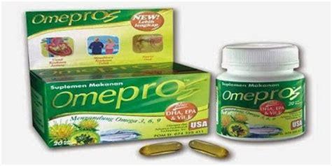 Suplemen Omepros Manfaat Omepros Untuk Penurun Kolesterol Jahat Manfaat