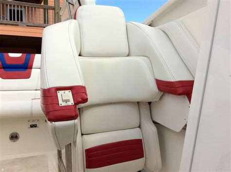 high performance boat seats 2001 used fountain 35 executioner high performance boat