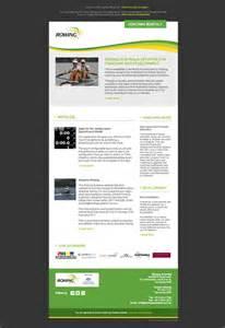using mailchimp templates html email design freelance web designer sydney web
