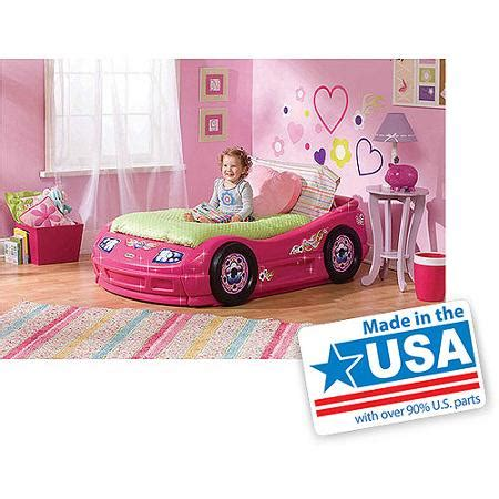 little tikes princess bed little tikes princess roadster toddler bed pink buy usa made stuff