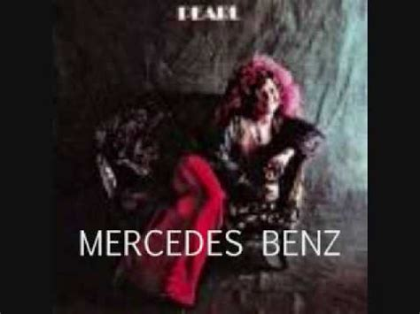 janis joplin mercedes version