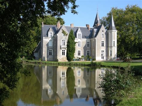 Chambre Hote Chateau De La Loire by Chateau De La Loire Chambre D Hote Clarabert Fineart