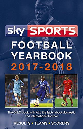 sky sports football yearbook 1472224167 sky sports football yearbook 2017 2018 offers and reviews