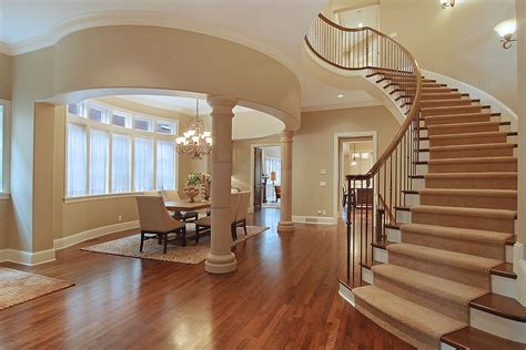 Villa Stairs Design Mount Curve Luxury New Homes On Lowry Hill In Minneapolis Lakes Area Location