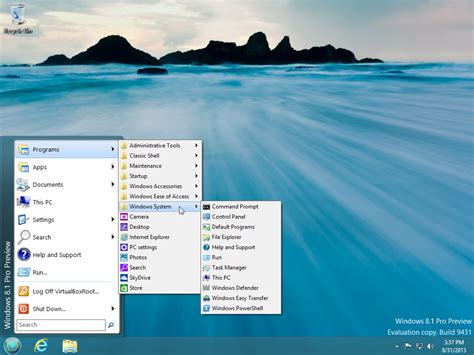 blog posts programclassic how to return start button in windows 8 1 using classic