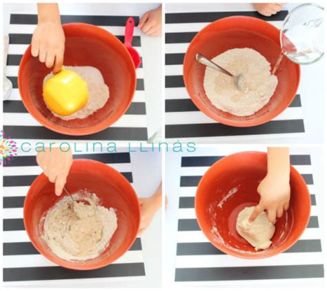 manualidades con masa de sal masa de sal facilisimo receta contra el aburrimiento