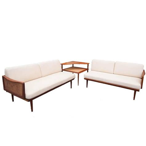 Corner Sofa Table Hvidt And Orla M 248 Lgaard Nielsen Sectional Sofa With