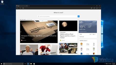 install windows 10 build 10240 screenshots von windows 10 build 10240 rtm update