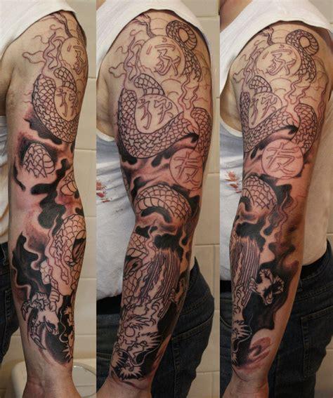 arm tattoos 30 best sleeve tattoo designs