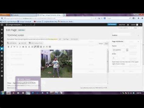 cara membuat teks berjalan di blog wordpress running teks pada ppt doovi