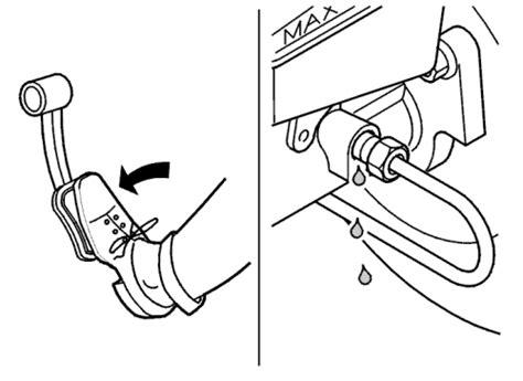 service manual repair anti lock braking 2002 suzuki grand vitara spare parts catalogs repair repair guides anti lock brake system bleeding the abs system autozone com