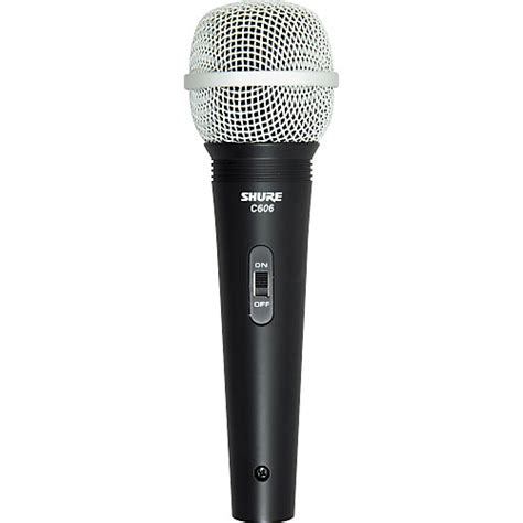 Mic Wireless Shure U 8888 shure c606 dynamic microphone guitar center