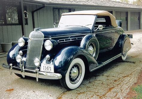 1936 Chrysler Airstream by 1936 Chrysler Airstream Roadster Lots Of Extras Note