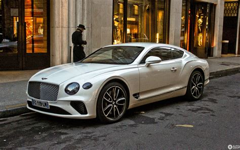 2019 bentley continental bentley continental gt 2018 7 february 2019 autogespot