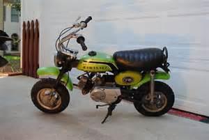 Suzuki Mini Bike For Sale Kawasaki Other Vintage Mini Bike Kawasaki 75cc Mini