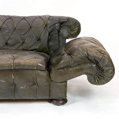 victorian loveseat for sale victorian drop arm chesterfield sofa for sale at 1stdibs