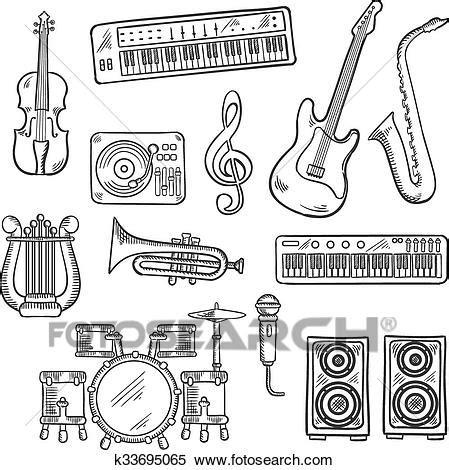 clipart musicali clipart strumenti musicali 28 images strumenti
