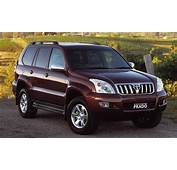 2006 Toyota Prado  Car Reviews RAA