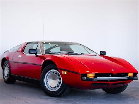 Preowned Maserati by Pre Owned 1973 Maserati Bora In Highlands Ranch M7171