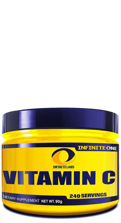 Vitamin C Ipi 2015 Infinite One Series A Personalized Your Nutrition