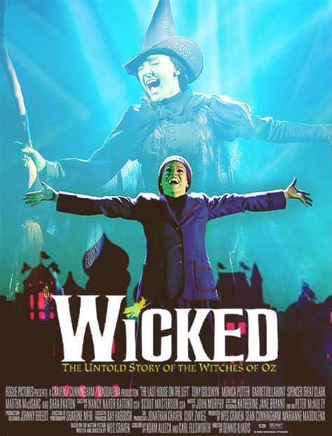 printable wicked poster wicked on broadway poster screens both big and small