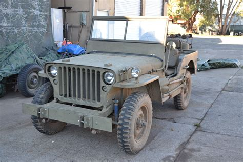 Willys Jeep Sale 1942 Willys Jeep For Sale