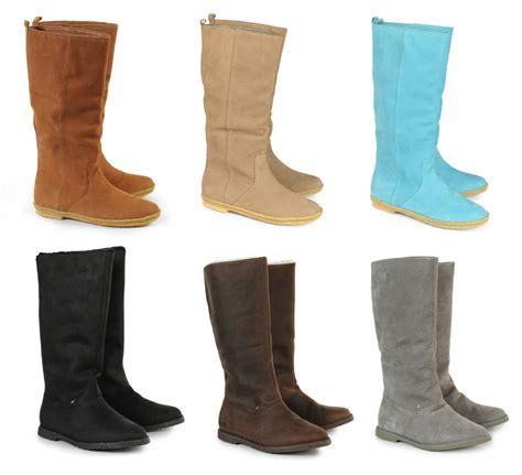 imagenes de botas invierno botas altas planas para combinar tus prendas tuchicadeayer