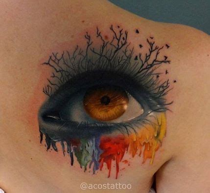 watercolor tattoos in houston 10 best images about tattoos eye tattoos on