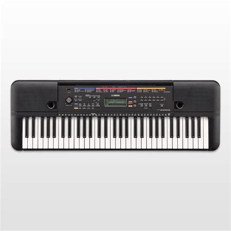 keyboard instrument tutorial psr e263 overview portable keyboards keyboard