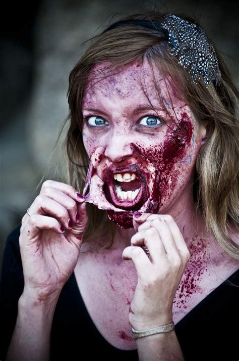 Diy Halloween Costumes With Makeup