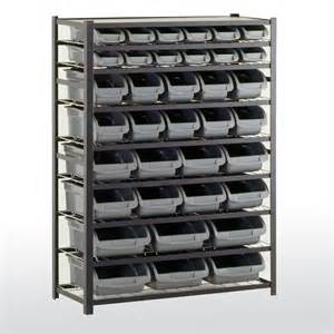 Shelves With Storage Bins Sandusky