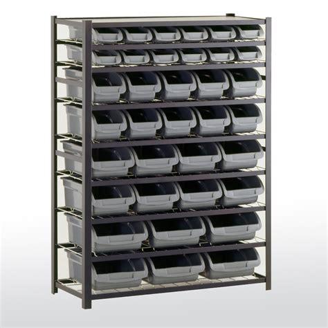 Bin Shelf by Sandusky