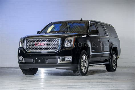 suv gmc denali armored gmc yukon denali for sale armored vehicles