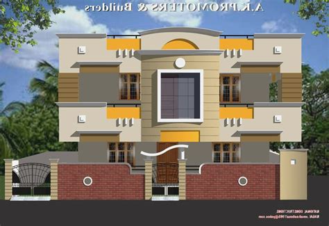 design of front of house front design of house in india 4397