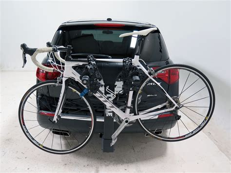 2012 acura mdx thule vertex 4 bike rack 1 1 4 quot and 2